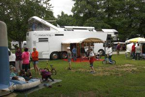 Campingpark Gitzenweiler Hof, Jubiläumsschrift, Feier 55 Jahre GITZ, 1-3 Juli 2016, Heidrun Müller, Hans König, Photographie und Text, freizeitguide aktiv