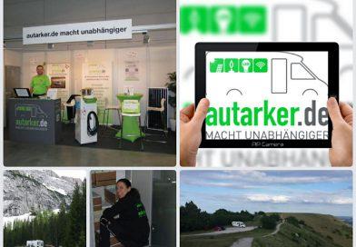 autarker.de zeigt was an Wohnmobilen möglich ist