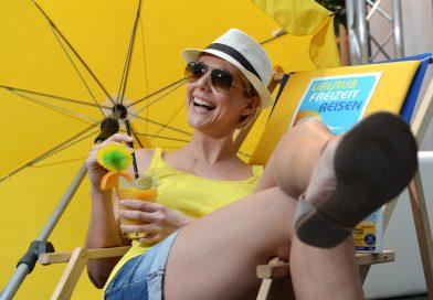 Glückwunsch! Die Ticket-Gewinner zur Urlaub Freizeit Reisen sind ermittelt!