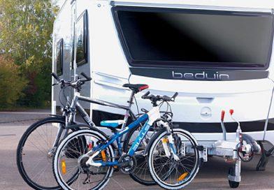 Bikeprofix – das Caravan-Fahrrad-Parksystem