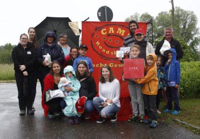 Tag zwei im Camping Klausenhorn – ein Erfolg mit Tropfen!