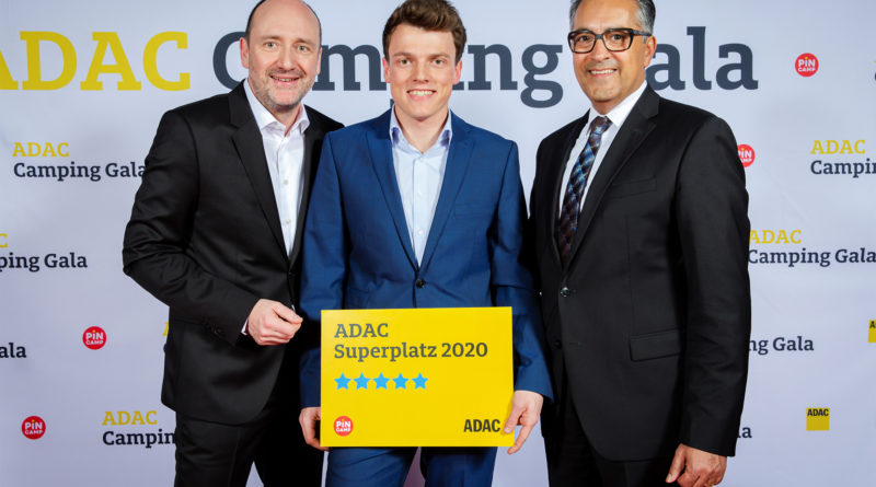Strandcamp Waging ist ADAC Superplatz 2020